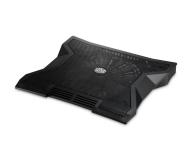 "Cooler Master NotePal XL (do 17"", aluminium, czarna) - 157752 - zdjęcie 1"