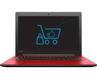 Lenovo Ideapad 310-15 i3-6100U/4GB/500/DVD-RW Czerwony - 316214 - zdjęcie 1