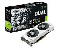 ASUS GeForce GTX 1070 Dual 8GB GDDR5 - 320602 - zdjęcie 1