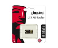 Kingston FCR-MRG2 (micro SD/SDHC) - 56951 - zdjęcie 3