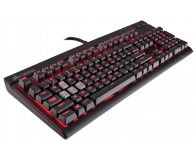 Corsair STRAFE (Cherry MX Red, Red LED) - 321220 - zdjęcie 2