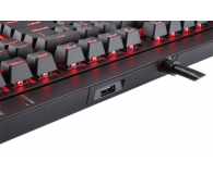 Corsair STRAFE (Cherry MX Red, Red LED) - 321220 - zdjęcie 8