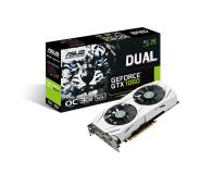 ASUS GeForce GTX 1060 Dual OC 3GB GDDR5 - 321659 - zdjęcie 1
