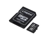 Kingston 32GB microSDHC UHS-I zapis 45MB/s odczyt 90MB/s  - 322338 - zdjęcie 2