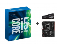 Intel i5-6600K+Z170A GAMING PRO CARBON+16GB 2400MHz - 323114 - zdjęcie 1