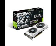 ASUS GeForce GTX 1060 Dual OC 6GB GDDR5  - 316838 - zdjęcie 1
