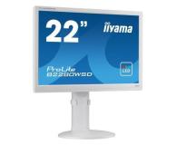 iiyama B2280WSD biały - 319639 - zdjęcie 2