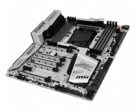 MSI X99A XPOWER GAMING TITANIUM (X99 5xPCI-E DDR4) - 319661 - zdjęcie 3