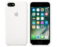 Apple Silicone Case do iPhone 7/8 White - 325687 - zdjęcie 4