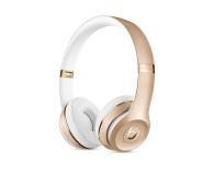 Apple Beats Solo3 Wireless On-Ear złote - 325829 - zdjęcie 1