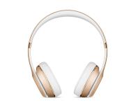 Apple Beats Solo3 Wireless On-Ear złote - 325829 - zdjęcie 2