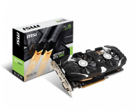 MSI GeForce GTX 1060 3GT OC 3GB GDDR5 - 323674 - zdjęcie 1