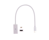 SHIRU Adapter Mini DisplayPort do HDMI 4K - 320271 - zdjęcie 2