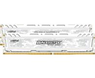 Crucial 8GB 2400MHz Ballistix Sport LT White CL16 (2x4GB) - 327968 - zdjęcie 1