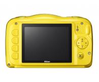 Nikon Coolpix W100 żółty + plecak  - 426241 - zdjęcie 4