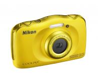 Nikon Coolpix W100 żółty + plecak  - 426241 - zdjęcie 1