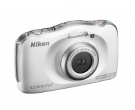 Nikon Coolpix W100 biały + plecak  - 426237 - zdjęcie 1