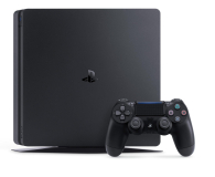 Sony PlayStation 4 Slim 500GB + FIFA 19 + Far Cry 5 - 513624 - zdjęcie 4