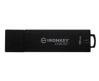Kingston 16GB IronKey D300 zapis 22MB/s odczyt 165MB/s  - 342989 - zdjęcie 3