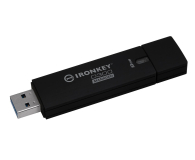 Kingston 8GB IronKey D300M zapis 22MB/s (managed)  - 343016 - zdjęcie 2