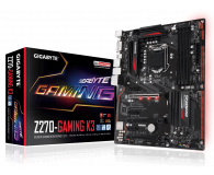 Gigabyte GA-Z270-GAMING K3 (3xPCI-E DDR4 USB3.1/M.2) - 342933 - zdjęcie 1