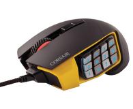 Corsair Scimitar PRO (RGB, czarno-żółta)  - 343844 - zdjęcie 4
