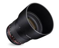 Samyang 85mm F1.4 AS AE Nikon - 323304 - zdjęcie 1