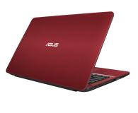 ASUS R541UJ-DM451T-8 i3-6006U/8GB/1TB/Win10 Czerwony - 359499 - zdjęcie 3
