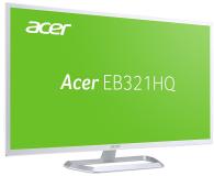 Acer EB321HQUAWIDP biało-czarny - 347257 - zdjęcie 2