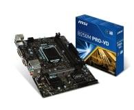 MSI B250M PRO-VD (3xPCI-E DDR4 USB3.1/M.2)  - 342131 - zdjęcie 1