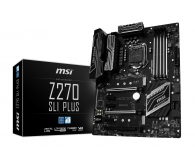 MSI Z270 SLI PLUS (3xPCI-E DDR4 USB3.1/M.2)  - 342176 - zdjęcie 1