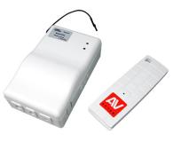 Avtek Ekran elektryczny 118' 240x180+moduł bezprzewodowy - 399937 - zdjęcie 4
