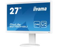 iiyama B2780HSU biały - 253799 - zdjęcie 4