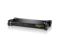ATEN CS1754Q9-AT-G RACK USB + VGA (4 komputery) - 29853 - zdjęcie 2