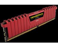 Corsair 32GB 2400MHz Vengeance LPX Red CL14 (2x16GB) - 350202 - zdjęcie 3