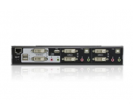 ATEN CS1642A-AT-G USB + DVI (2 komputery) - 46587 - zdjęcie 3