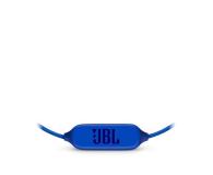 JBL E25BT Niebieskie - 350235 - zdjęcie 4