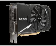 MSI GeForce GTX 1060 Aero ITX OC 3GB GDDR5 - 350016 - zdjęcie 2