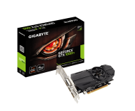 Gigabyte GeForce GTX 1050 Ti Low Profile OC 4GB GDDR5 - 347950 - zdjęcie 1