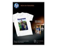 HP Papier Iron-On T-Shirt Transfers A4 12 arkuszy - 344663 - zdjęcie 1