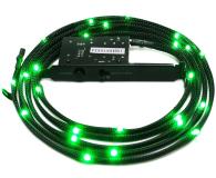 NZXT Zestaw oświetlający LED zielony - 347841 - zdjęcie 1