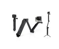GoPro HERO5 Black + Uchwyt 3-Way + Akumulator  - 394949 - zdjęcie 11