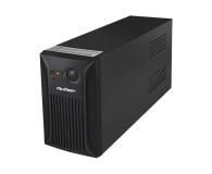 Qoltec UPS 800VA 480W IEC SCHUKO - 351532 - zdjęcie 1