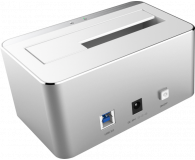 """Unitek Stacja dokująca 2.5""""/3.5"""" HDD/SSD USB 3.0 - 352142 - zdjęcie 3"""