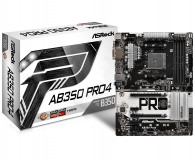 ASRock AB350 Pro4 - 351540 - zdjęcie 1
