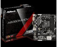 ASRock AB350M-HDV - 351557 - zdjęcie 1