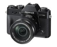Fujifilm X-T20 16-50 mm czarny  - 348123 - zdjęcie 1