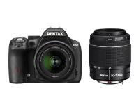Pentax K-50 Black + DAL 18-55WR + 50-200WR - 241016 - zdjęcie 1