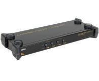 ATEN CS9134Q9 RACK PS/2 + VGA + audio (4 komputery) - 29896 - zdjęcie 2