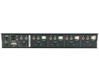 ATEN CS1794-AT-G USB + HDMI + audio (4 komputery) - 46590 - zdjęcie 4